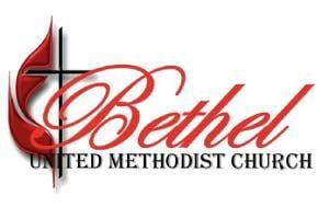 BETHEL UNITED METHODIST CHURCH & METHODISTS ON MISSION Logo