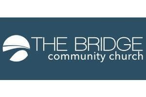 THE BRIDGE COMMUNITY CHURCH Logo