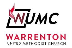 WARRENTON UNITED METHODIST CHURCH Logo